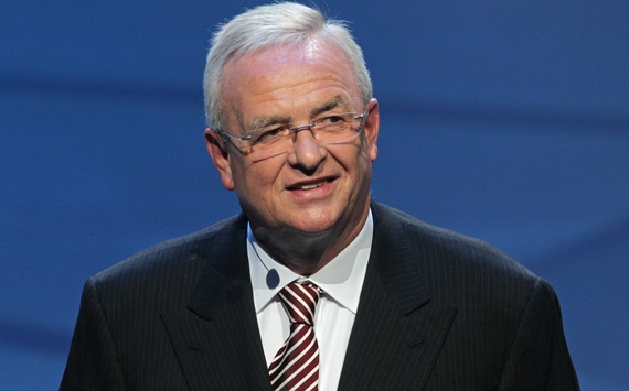 Martin Winterkorn, VW CEO